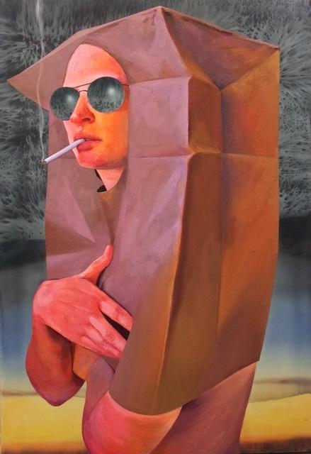 , 'Bag Lady,' 2016, P.P.O.W