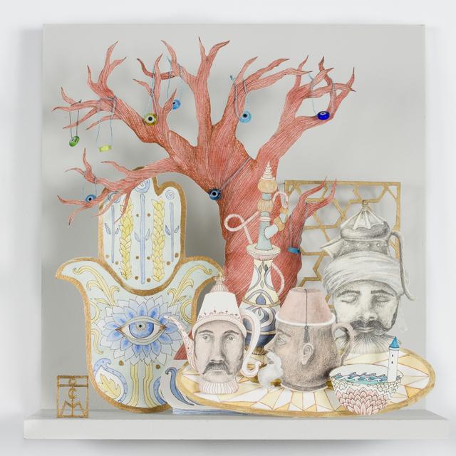 , 'Tree of Eyes,' 2019, Beatriz Esguerra Art