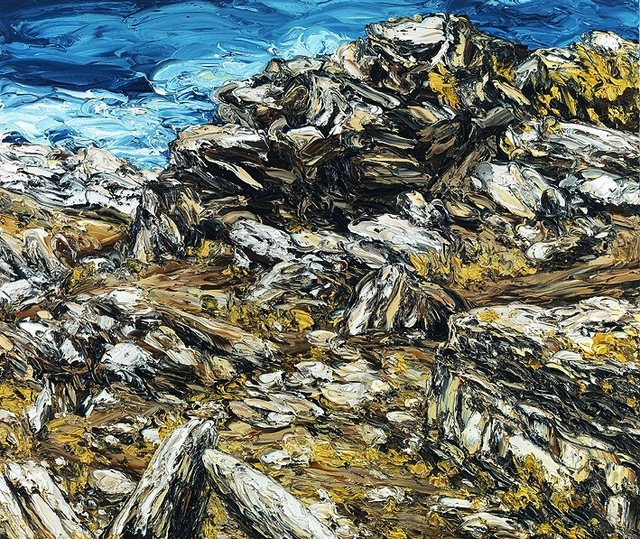 Achilleas Christides, '(SP) Cycladic Landscape', 2010, ARTION GALLERIES