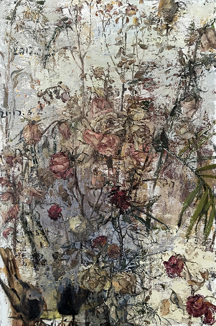 , 'El tiempo y pista ocultos No.4 ,' 2017, Miguel Marcos