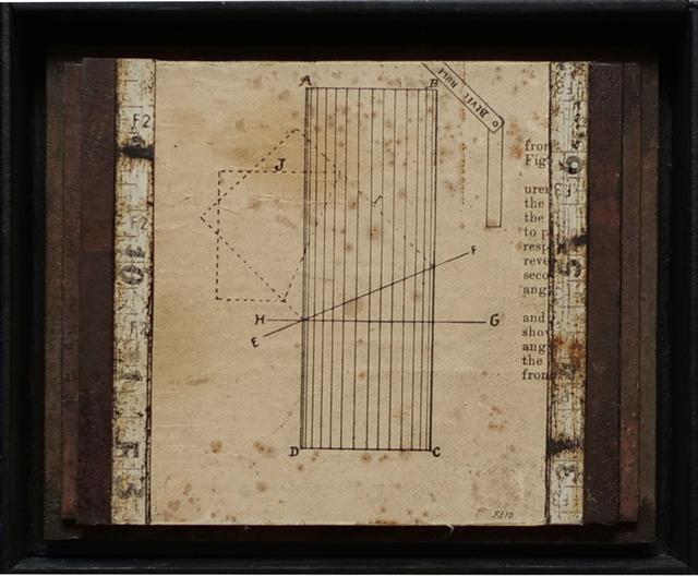 , 'Rules of Measurement,' , Davis Gallery & Framing