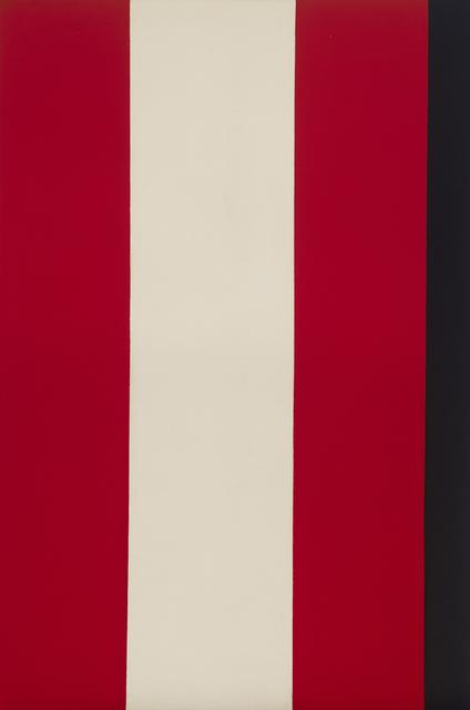 , 'Negro, rojo y blanco,' 1996, Henrique Faria Fine Art