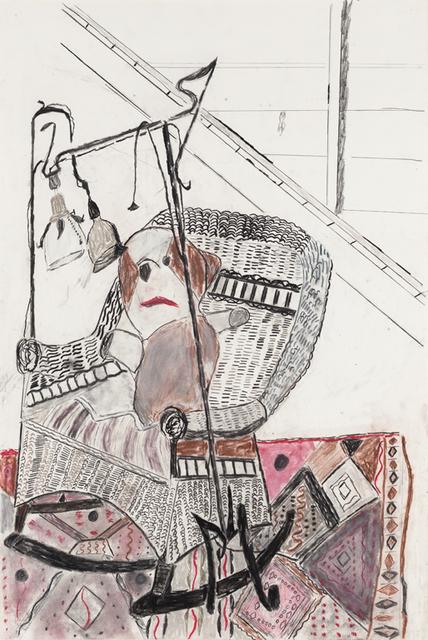 , 'Bear in a Chair,' 2014, Jason McCoy Gallery