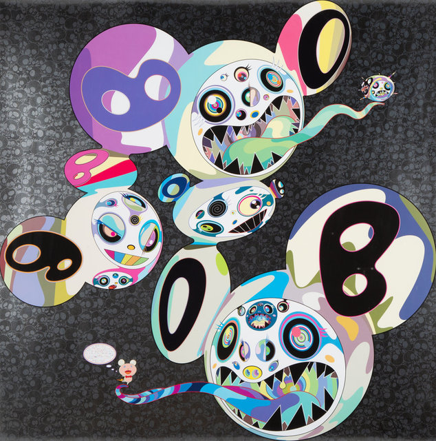 Takashi Murakami, 'Spiral', 2014, Heritage Auctions