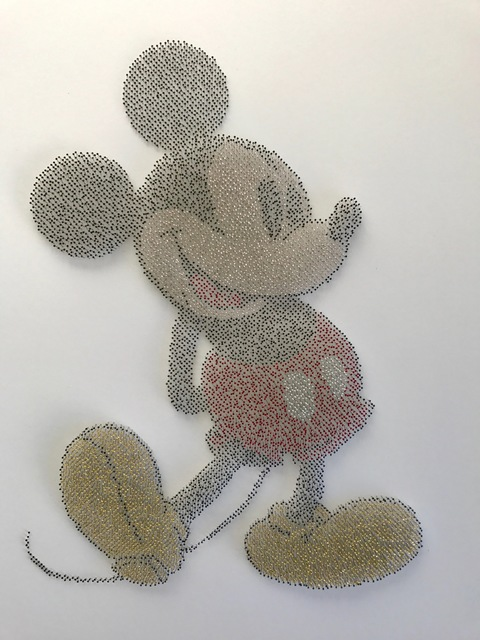 , 'Mickey Mouse,' 2017, Oliver Cole Gallery
