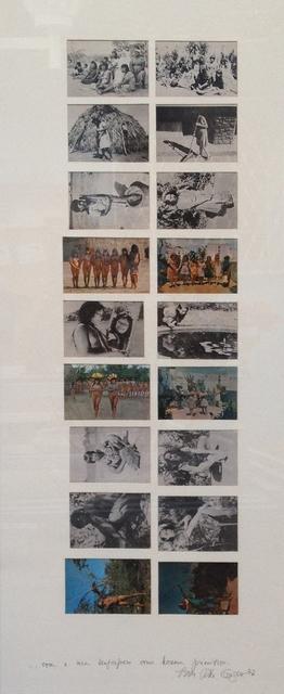 , 'Brasil Nativo – Brasil Alienígena,' 1977, Galeria Murilo Castro