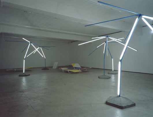 , 'We are Resistant, We Dry Out in the Sun,' 2004, Galerie Eva Presenhuber