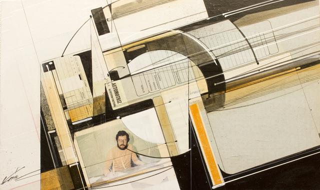 , 'Las ideas circulan,' 2014, Celaya Brothers Gallery