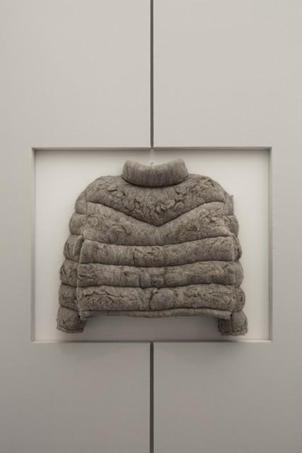 , 'Sound Blanket No.4 (Jacket),' 2018, Empty Gallery