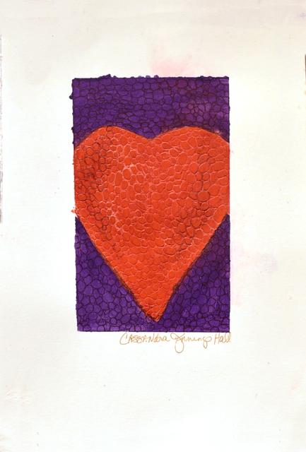 , 'One Hearts Longing,' 2018, Carter Burden Gallery