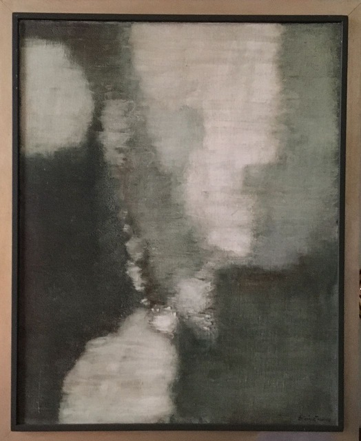 , 'Composition Abstraite,' 1960, Palisander Gallery