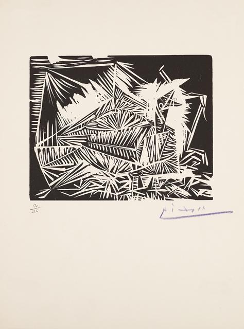 Pablo Picasso, 'Pigeonneau', 1939, Galerie Maximillian