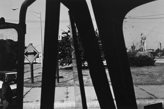 , 'Statue, New Jersey,' 1971, Etherton Gallery