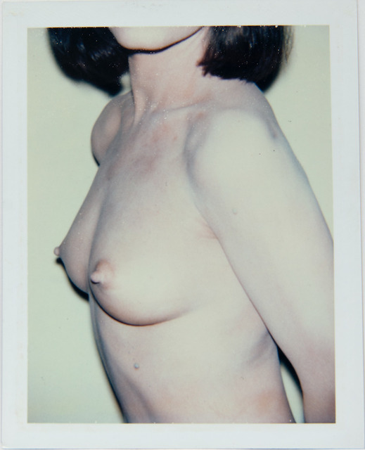 Andy Warhol, 'Andy Warhol, Polaroid Photograph of Pat Hearn, 1985', 1985, Hedges Projects