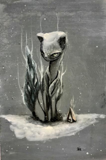 Ixie Darkonn, 'Spirito Della Terra', 2019, Afnakafna