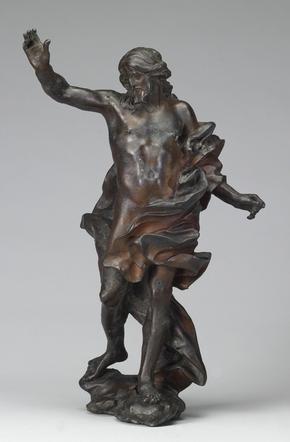 Gian Lorenzo Bernini, 'The Risen Christ', 1673-1674, Walters Art Museum