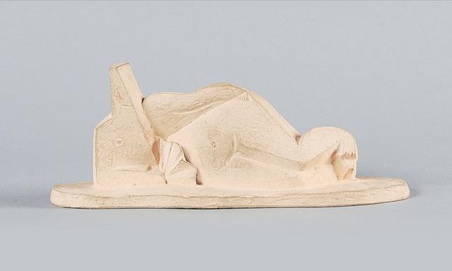 Henri Laurens, 'Femme couchée à l'éventail', 1922, BAILLY GALLERY