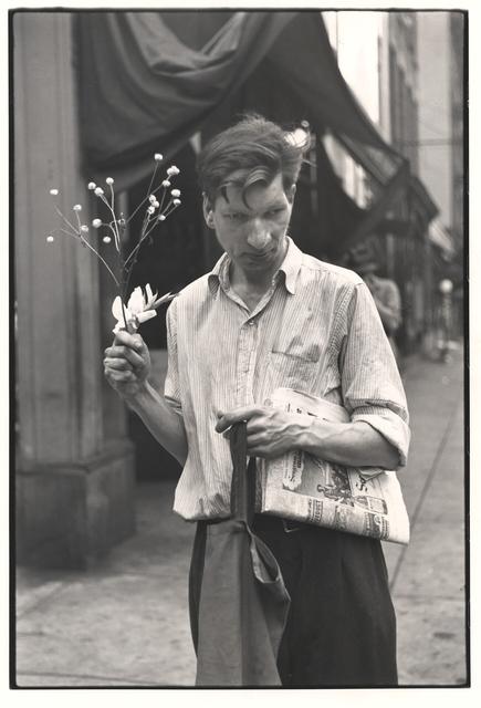 """, '""""Eddie"""" on 3rd Ave.,' , Galerie Julian Sander"""