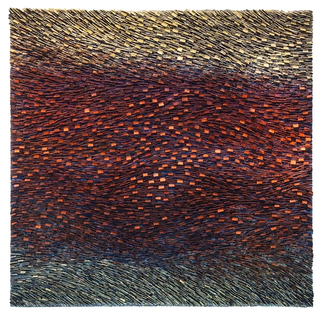 , 'Copper Layered Strata,' , Avran Fine Art