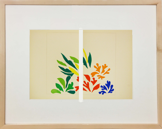 Henri Matisse, 'Acanthes', 1958, Baterbys Art Gallery