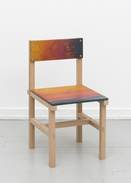 , 'Demountable Chair,' 2017, Etage Projects