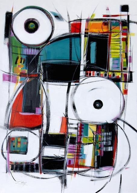 , 'Swing #2,' 2018, 440 Gallery