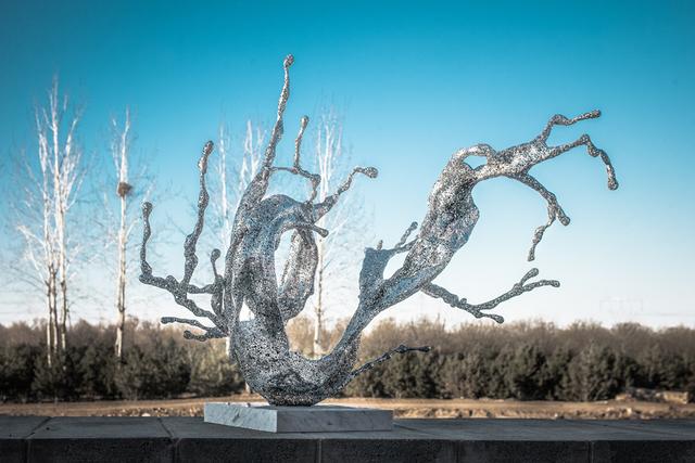 , 'Water in Dripping - Xi,' 2017, Sundaram Tagore Gallery