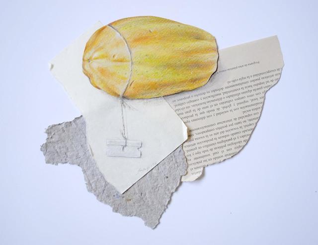 , 'No de papaya,' 2016, Beatriz Esguerra Art