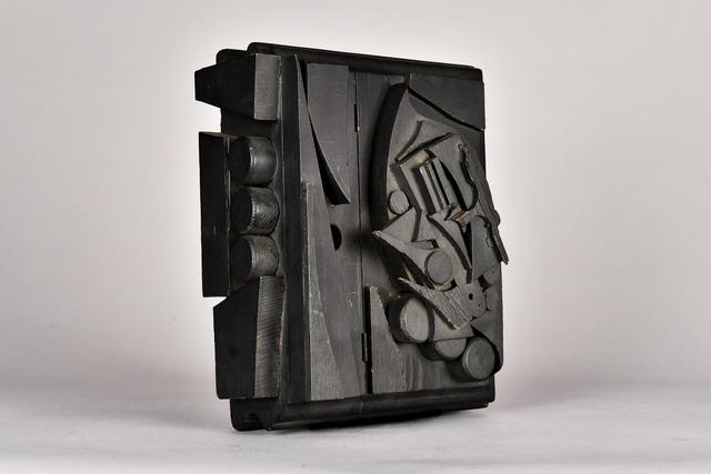 , 'Dark Cryptic XXLIII,' 1976, Debra Force Fine Art