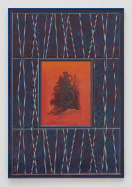 Zach Harris, 'Dark Rainbow School (Orange Grove)', 2013-2015, David Kordansky Gallery