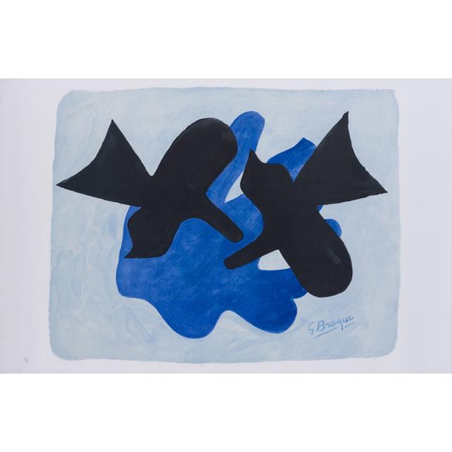 Georges Braque, 'Pelias et Nelee', 1963, PIASA
