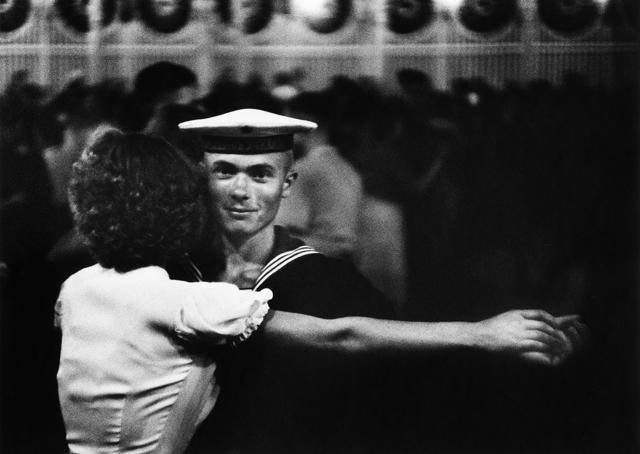 , 'Den dansande matrosen, Kiev (The dancing sailor, Kiev),' 1955, CFHILL
