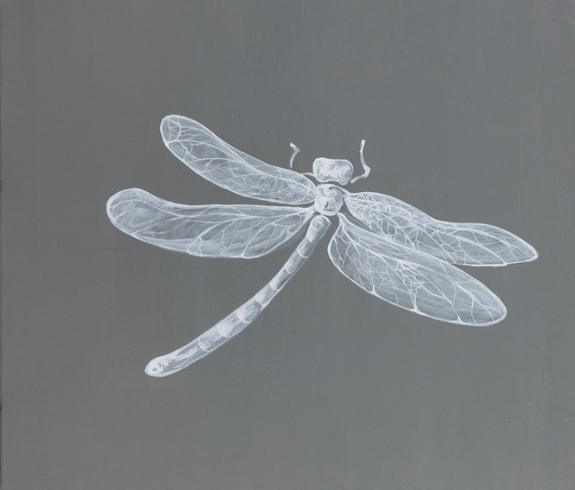 , 'A Flying Backwards Dragon Fly,' 2018, Liang Gallery