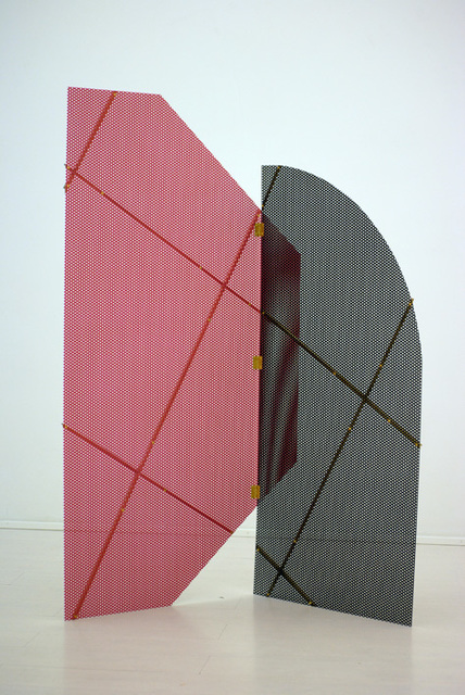 , 'Untitled (Two Pannels),' 2012, Casado Santapau