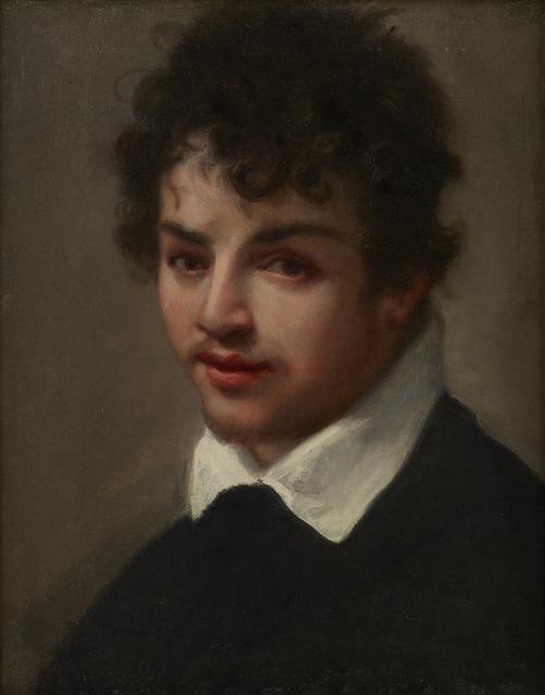 , 'Portrait of a Young Man,' 1590-1600, Brun Fine Art