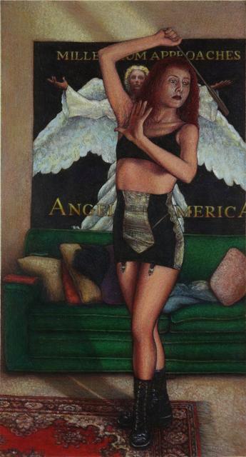 , 'Turnstile ,' 1994, Koplin Del Rio