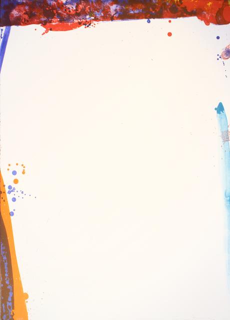 , 'Chinese Wall ,' 1969, Zane Bennett Contemporary Art