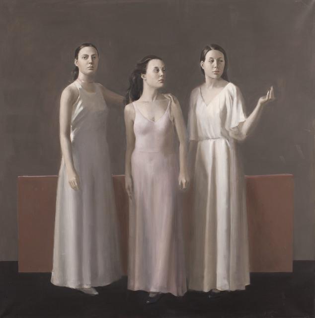 , 'Untitled (Three Women),' 2001-2002, Jason McCoy Gallery