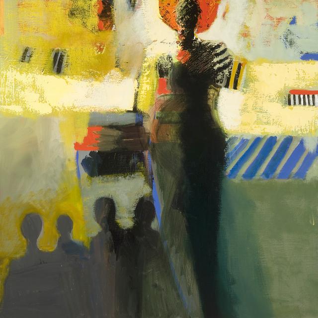 , 'Public Appearance,' 2017, Patricia Rovzar Gallery