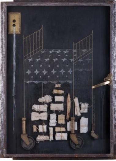 , 'Atesoramiento, Serie Recogimiento,' 2014, Isabel Croxatto Galería
