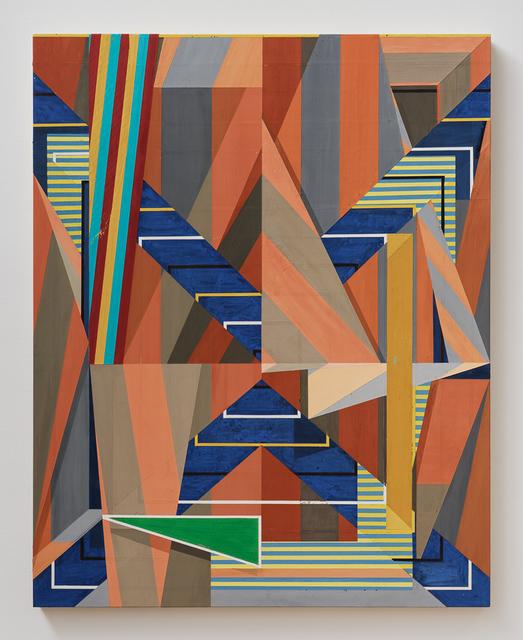 , 'Phipps,' 2015, Rachel Uffner Gallery