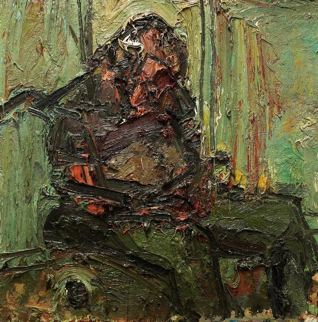 , 'Ken iii,' 2017, Castlegate House Gallery