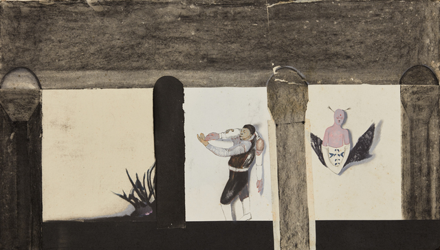 , '每个自己NO.5fjsloqii Each Single Oneself NO.5fjsloqii,' 2007, Arario Gallery