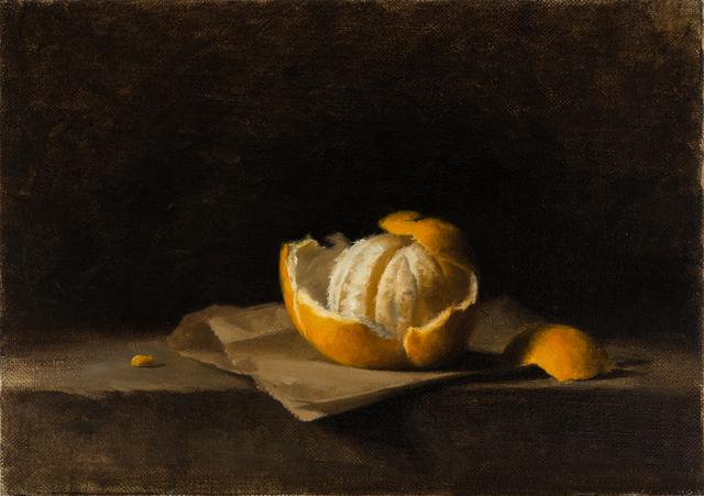 , 'Orange,' 2015, Zemack Contemporary Art