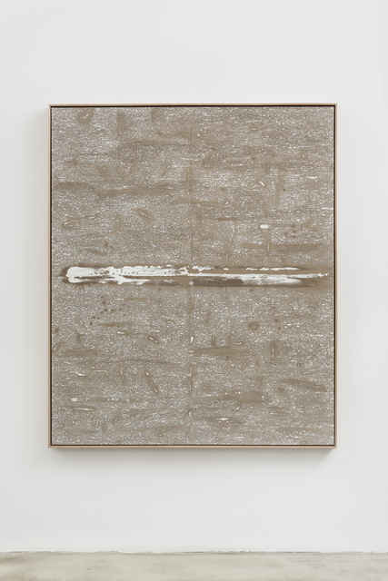 , 'Line Field 555,' 2011, C-Space