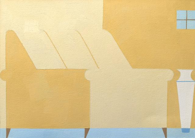Adrian Kay Wong, 'Golden Room', 2018, Uprise Art