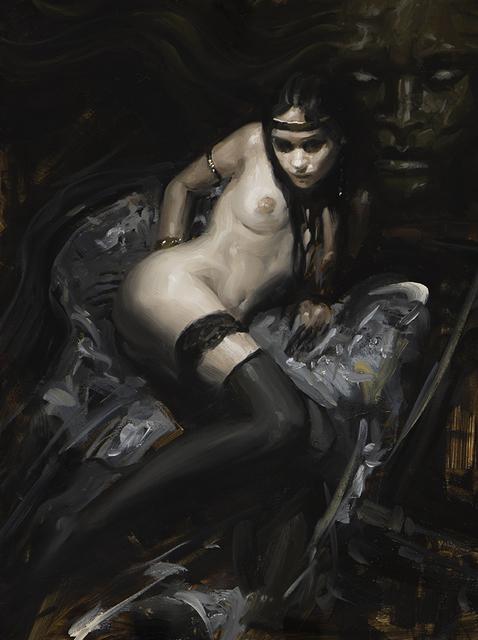 , 'Angara I,' , Spoke Art