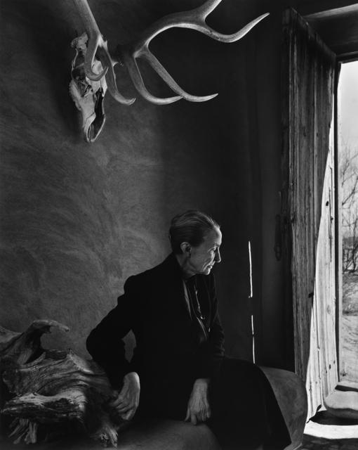 , 'Georgia O'Keeffe,' 1956, Robert Klein Gallery