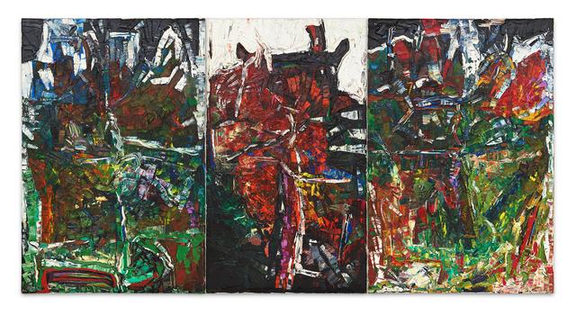 , 'Les picandeaux,' 1967, Acquavella Galleries
