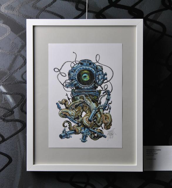 , 'Octopus,' 2017, EWKUKS